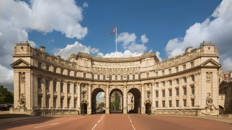 Admiralty Arch Appoints and Welcomes Waldorf Astoria to London (Photo: Business Wire)