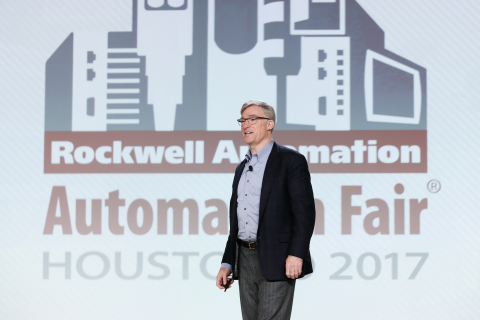 Blake Moret, president and CEO, Rockwell Automation, shares his vision and insights on how companies ...