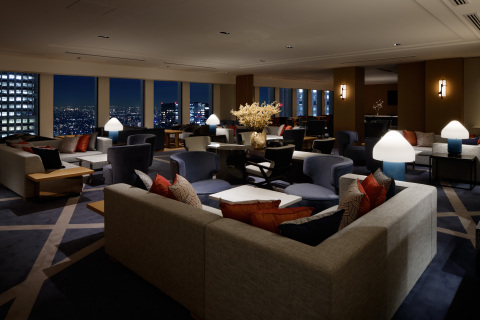 "Club Floor ""Premier Grand,"" Club Lounge (Photo: Business Wire)"