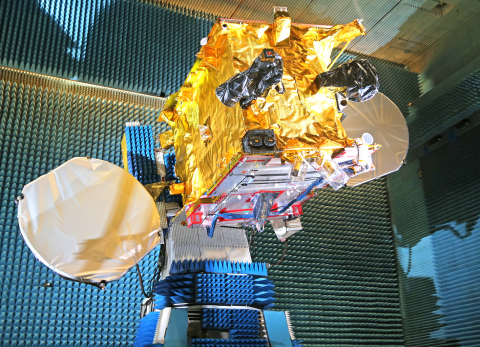 Echostar 105/SES-11 Now Operational at 105 Degrees West (Photo: Business Wire)