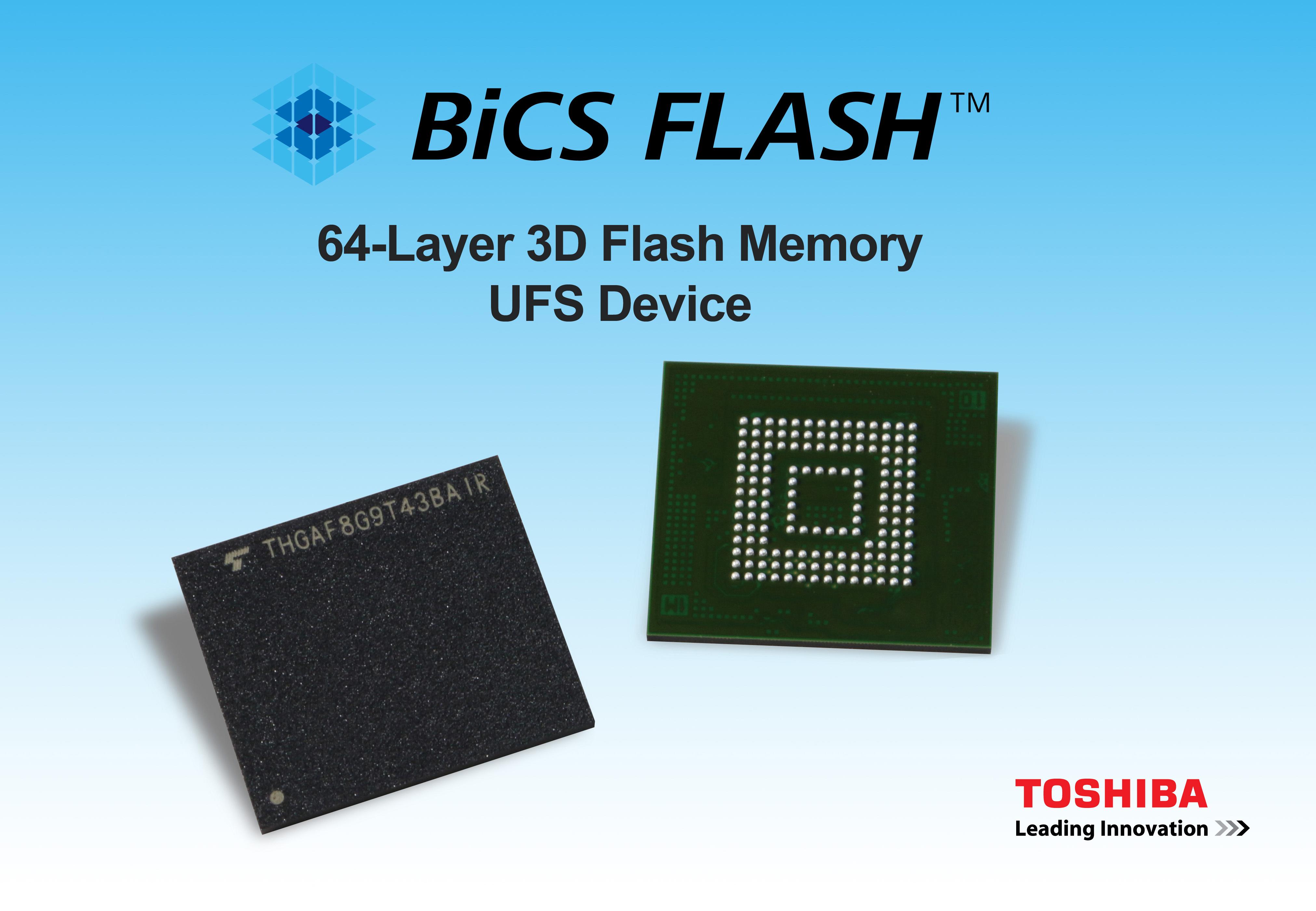 Resultado de imagen para Toshiba UFS