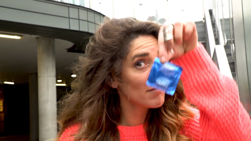 #CondomHero UNILAD vidéo