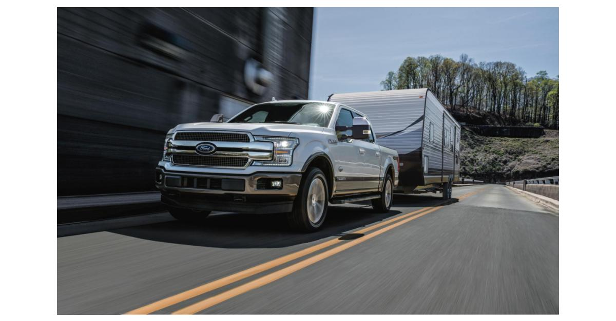 Ford F-150 Diesel Revealed: 440 LB-FT Punch, 30 MPG Efficiency