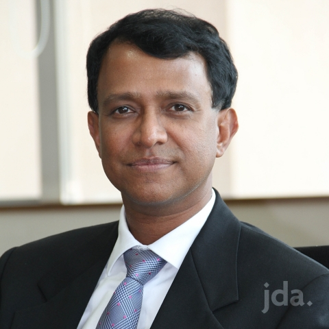 Niranjan Thirumale, senior vice president and managing director, JDA Centers of Excellence (Photo: B ...