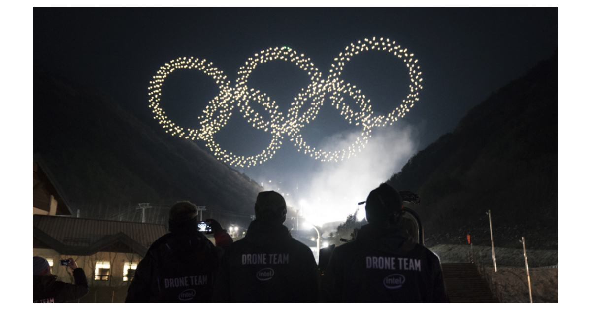Winter Olympics: Drone display in opening ceremony was pre-recorded