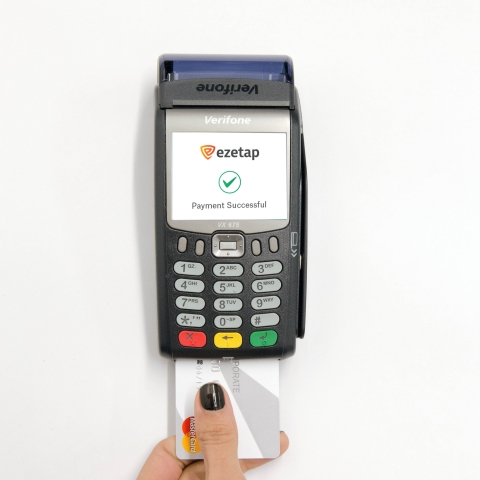 Verifone and Ezetap Partner to Accelerate End-to-End Digital Payment Solutions for Merchants. (Photo ...