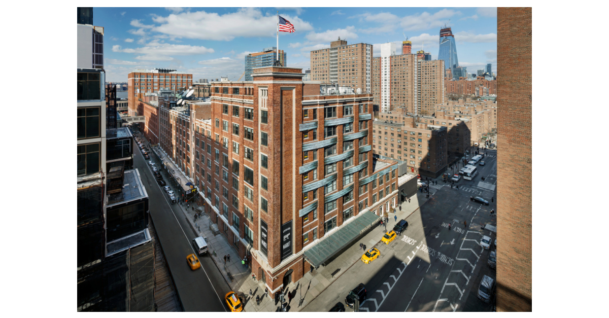 Google buys NYC's Chelsea Market building for US$2.4b