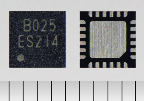 "Toshiba: A three-phase brushless motor driver IC ""TC78B025FTG"" with a rotation speed control (closed ..."