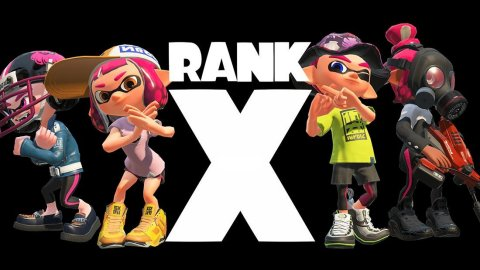 X Rank is an extremely challenging Ranked Battle experience targeting the best-of-the-best players. ...