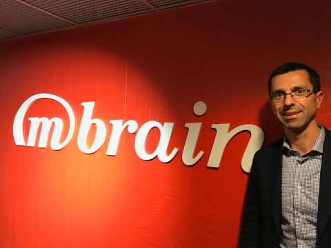 M-Brain, a global leader in market and media intelligence solutions, has appointed Christian Cedercr ...