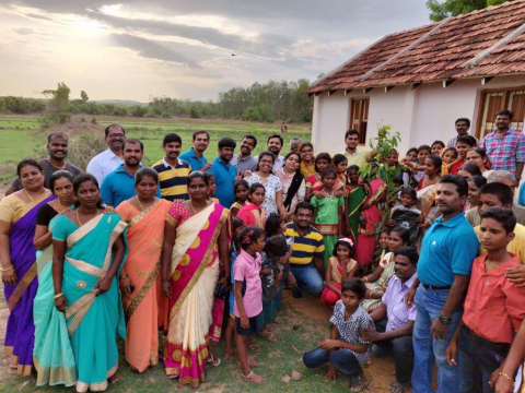 Executives from ELM Solutions traveled to India to participate in the inaugural events, which includ ...