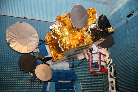 SES-14 Goes Operational to Serve the Americas (Photo: Airbus)