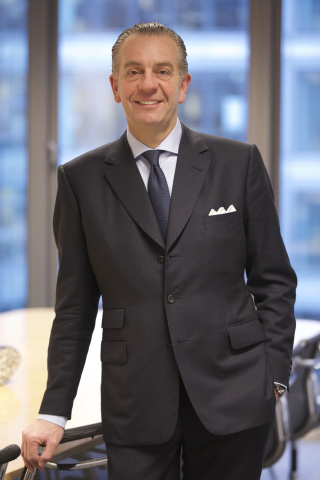Bob KNEIP, Founder and Chairman of KNEIP (Photo: Business Wire)