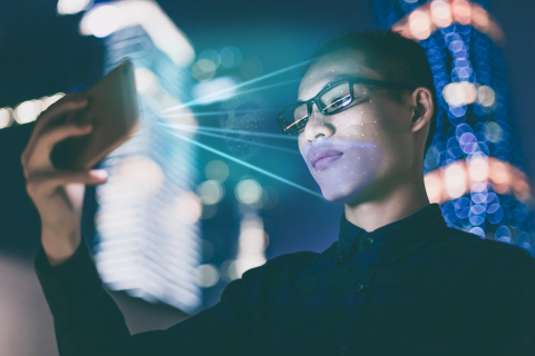 Biometric technology for digital identity. (Photo: Getty Images)