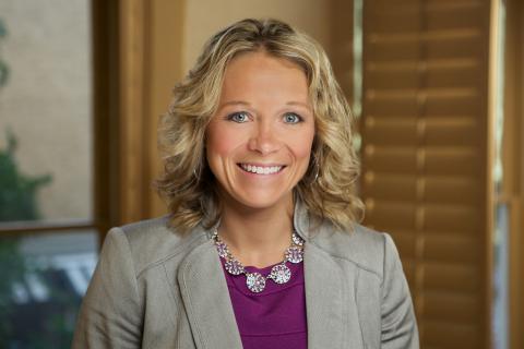Jill Hansen, Chief Financial Officer, STATS (Photo: Business Wire)