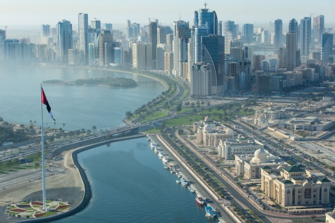 General photo of Sharjah (Photo: Shurooq)