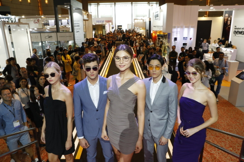Hong Kong Optical Fair Opens Next Month. (Photo: Business Wire)