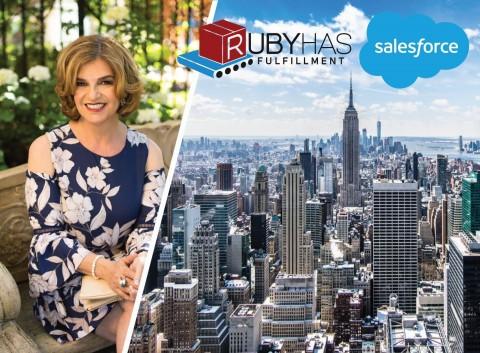 Esther Kestenbaum to participate in Salesforce Women in Leadership Panel: Disrupt the World, Create ...