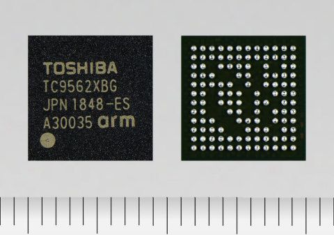 """Toshiba: New Ethernet bridge ICs """"TC9562 Series"""" for automotive and industrial applications. (Photo: ..."""