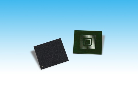 Toshiba Memory Corporation: Industry's First UFS Ver. 3.0 Embedded Flash Memory Devices (Photo: Busi ...
