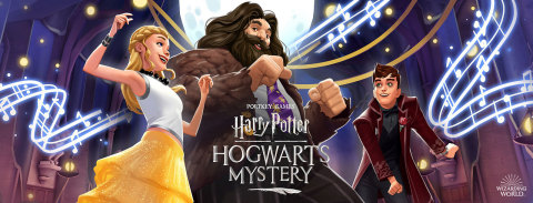 Harry Potter: Hogwarts Mystery Celestial Ball (Graphic: Business Wire)