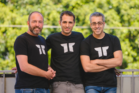Torii co-founders from left to right: Uri Haramati, CEO; Tal Bereznitskey, CTO; Uri Nativ, VP Engine ...