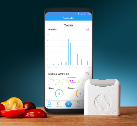 Digestive Tracker FoodMarble Secures Clinical Validation