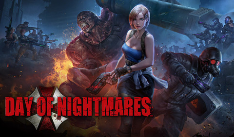"""GungHo Online Entertainment launched the brand-new card pack """"DAY OF NIGHTMARES"""" in the ultimate card battle TEPPEN for smart devices. It is now on sale in Asia. The new card packs that outline the nightmare and conspiracy facing Raccoon City, featured the new hero Jill Valentine from Resident Evil, are now added. New abilities """"Explore"""" and """"Spillover"""" will expand your strategies and excitement. (Graphic: Business Wire)"""