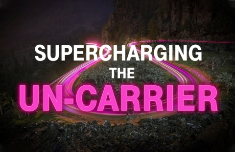 Supercharging the Un-carrier (Photo: Business Wire)