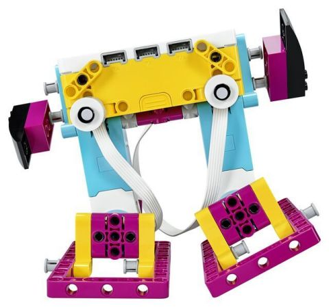 LEGO® Education SPIKE™ Prime Build: The Coach (Photo: Business Wire)