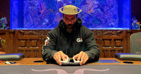 Dan Bilzerian, GGPoker's newest brand ambassador. (Photo: Business Wire)