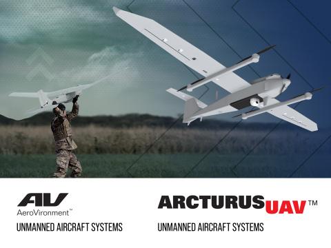 AeroVironment, Inc. to Acquire Arcturus UAV, Inc., Expand Reach into Group 2 and 3 UAS Segments (Graphic Business Wire)