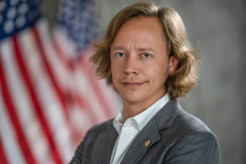 Brock Pierce, SRAX Board Member, Chairman of the Bitcoin Foundation and 2020 Presidential Candidate (Photo: Business Wire)