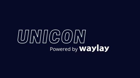 Waylay Announces Unicon. A convergence of innovators, creators and investors at the center of the low code automation debate. (Photo: Waylay)