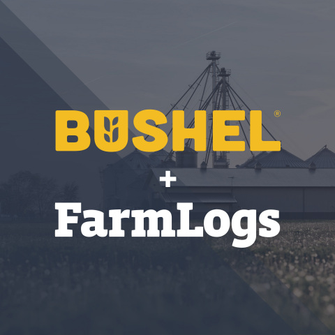 Bushel, an independently-owned software technology company for growers, grain buyers, ag retailers, protein producers and food companies, acquires FarmLogs, a leading provider of technology farm management systems for row crop farms. (Photo: Business Wire)