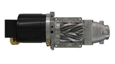 Tecnologia TVS da Eaton voltada ao fornecimento de fluxo de ar preciso às células de combustível de hidrogênio (Photo: Business Wire)