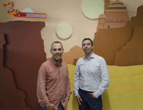 Jscrambler raises $15M in series A funding to rewrite the rules of website security. Left: Rui Ribeiro, Jscrambler Co-founder and CEO; Right: Pedro Fortuna, Jscrambler Co-founder and CTO. (Photo: Business Wire)
