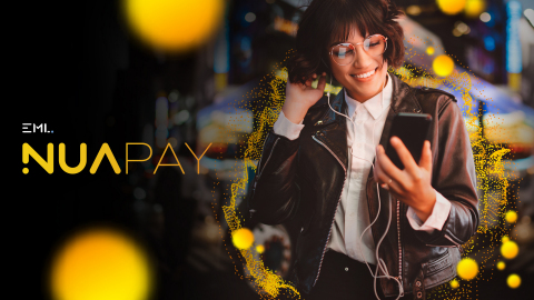 EML seals its entry into open banking with Nuapay. (Photo: Business Wire)