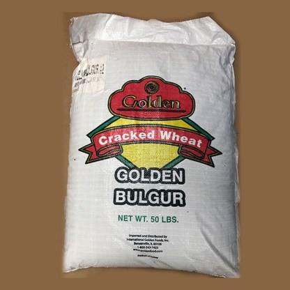Golden Bulgar Wheat