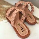 Rasteira Feminina de Tranças fofinhas Confortaveis Moda e Tendência Verão 2021 22 Loja Online mm store shoes (7)