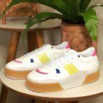 Tênis Feminino Juliete Branco Nova Coleção Primavera Verão Loja Online Mm Store Shoes Moda e Tendência calçadista (3)