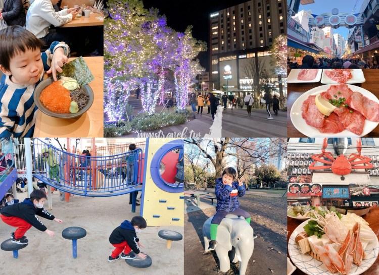 【東京自由行】2020東京上野住宿、景點、必吃攻略行程大公開!追加近郊輕井澤親子滑雪懶人包(上)