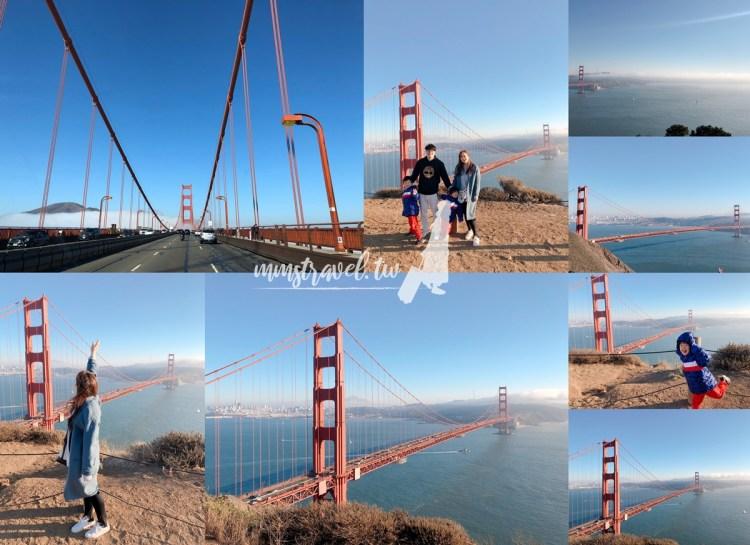 【美國】San Francisco舊金山必去景點:Battery Spencer拍攝金門大橋觀光照最佳位置!金門大橋如何繳費!