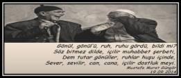 Muhabbet Şerbeti