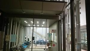 千代田区麹町出張所・区民館入り口