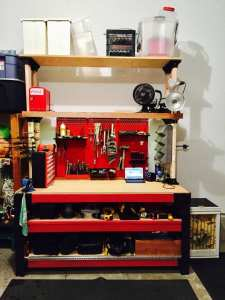 workbench front again