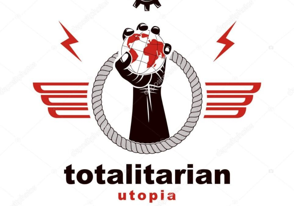 Totalitarianism is Real