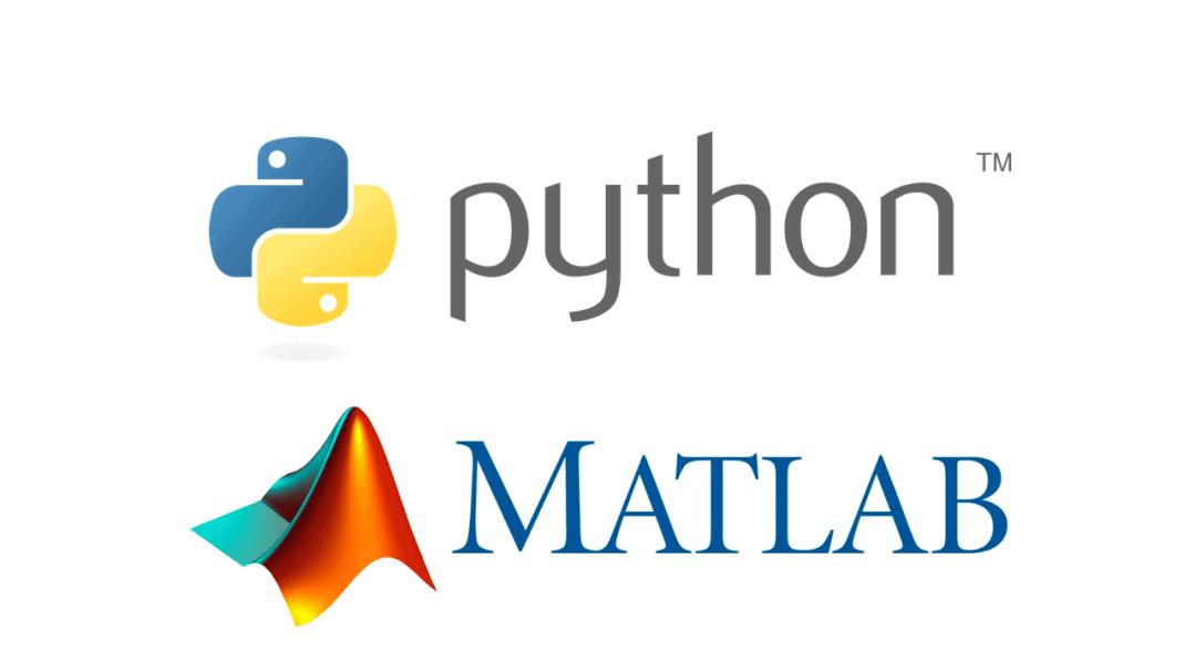Matlab and Python ogo