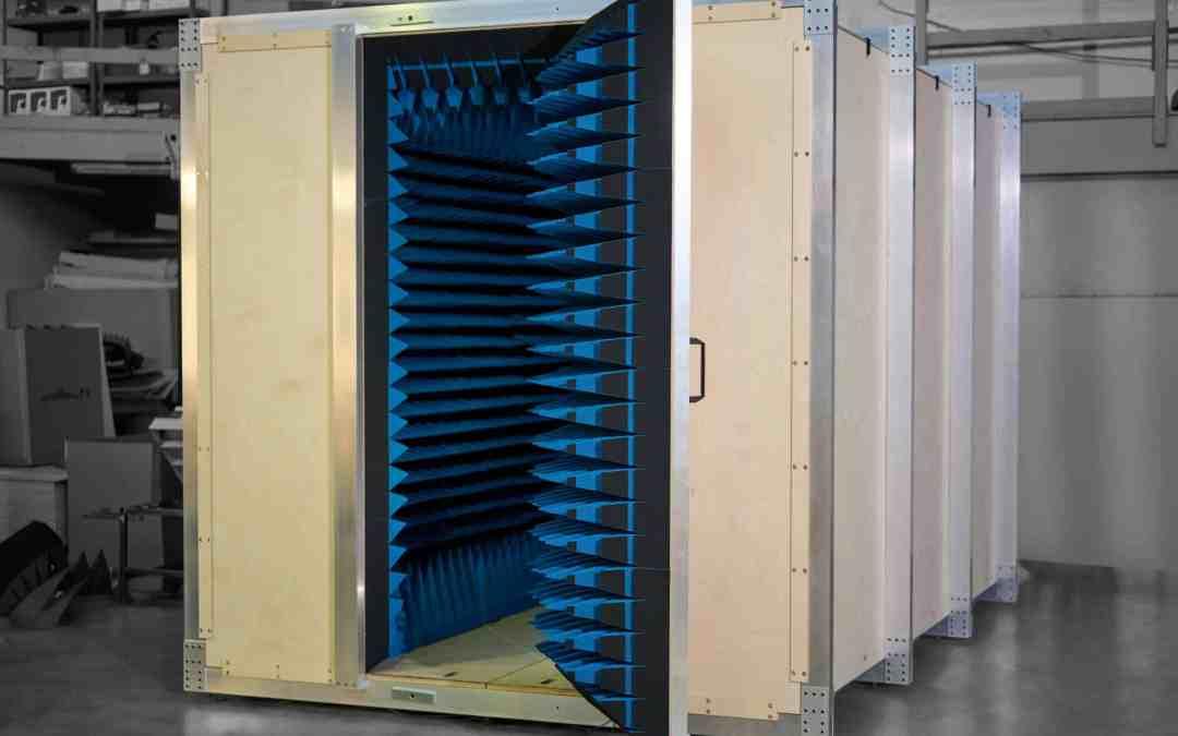 AC1224 (GEN2) antenna test chamber