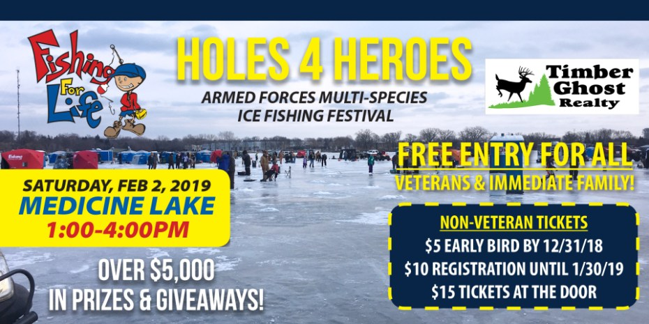 Fishing for Life - Holes for Heroes